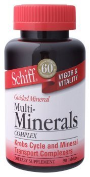 Image 0 of Guided Multi-Mineral Comp  90 Tab  1 By Schiff Vitamins