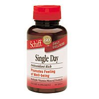 Image 0 of Single Day 60 Tab 1 By Schiff Vitamins