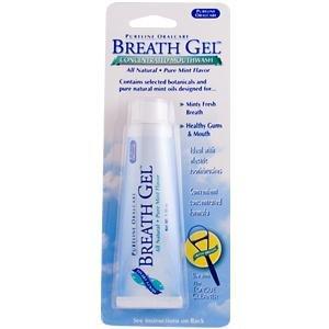 Breath Gel Pure Mint 1.25 oz 1 By Breath Gel
