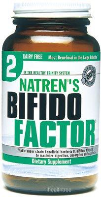 Bifido Fac-Dairy Free 60 Cap 1 By Natren