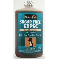 Image 0 of Expec Herbal Expectorant 8.8 oz 1 By Naturade