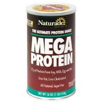 Image 0 of Mega Protein 1 Lb 1 By Naturade