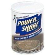 Image 0 of Power Shake Choc Blast 11.85 oz 1 By Naturade