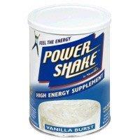 Image 0 of Power Shake Vanilla Burst 11.85 oz 1 By Naturade