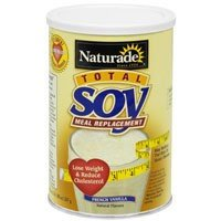 Image 0 of Total Soy French Vanilla 2.4 Lb 1 By Naturade