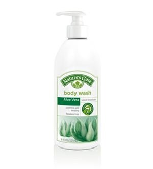Body Wash Moist Aloe Vera 18 oz 1 By Natures Gate