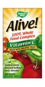 Image 0 of Alive Organic Vit C 120 Vcap 1 By Natures Way