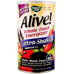 Image 0 of Alive Ultra Shake Vanilla 1.3 No. 1 By Natures Way