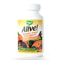 Image 0 of Alive With Iron 180 Tab 1 By Natures Way