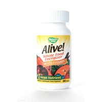 Image 0 of Alive With Iron 60 Tab 1 By Natures Way