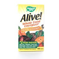 Image 0 of Alive With Iron 90 Tab 1 By Natures Way
