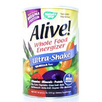 Image 0 of Alive! Ult Shk Ric&Pea Vn Box 1 By Natures Way