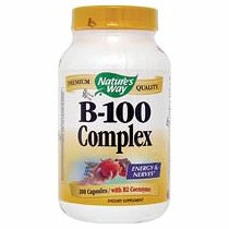 Image 0 of B-100 Complex 100 Cap 1 By Natures Way