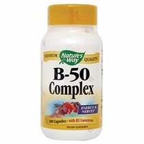 Image 0 of B-50 Complex 100 Cap 1 By Natures Way