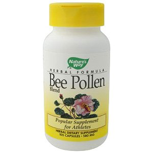 Image 0 of Bee Pollen 100 Cap 1 By Natures Way