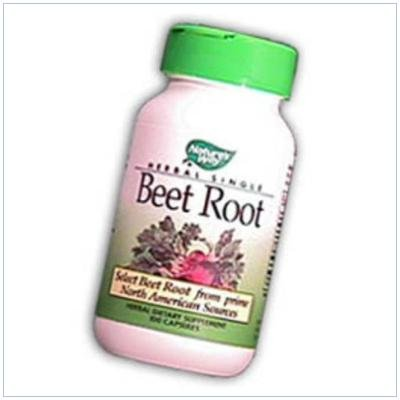 Image 0 of Beet Root Powder 100 Cap 1 By Natures Way