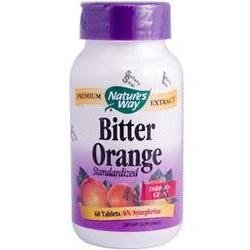 Image 0 of Bitter Orange Ext Stand 60 Cap 1 By Natures Way