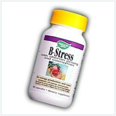 Image 0 of B-Stress 60 Cap 1 By Natures Way