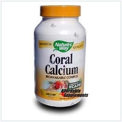 Image 0 of Calcium Coral 180 Vcap 1 By Natures Way