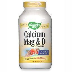 Image 0 of Calcium Magnesium & Vit D 250 Cap 1 By Natures Way