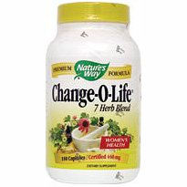 Image 0 of Change-O-Life 180 Cap 1 By Natures Way