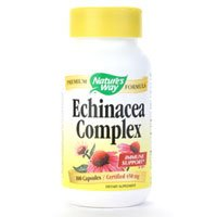 Image 0 of Ech Organic Root Complex 100 Cap 1 By Natures Way