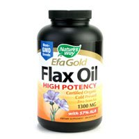 Image 0 of Flax Oil 1300 mg 200 Sgel 1 By Natures Way