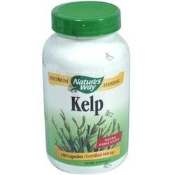 Image 0 of Kelp 180 Cap 1 By Natures Way