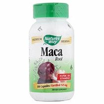 Image 0 of Maca 100 Cap 1 By Natures Way