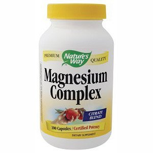 Image 0 of Magnesium 500 mg 100 Cap 1 By Natures Way