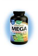 Image 0 of Mega Efa Blend 1350 mg 180 Sgel 1 By Natures Way