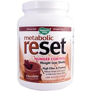 Image 0 of Metabolic Shake Chocolate 1.4 Lb 1 By Natures Way
