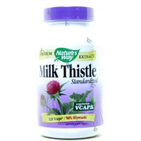 Image 0 of Milk Thistle Veg Caps 120 Vcap 1 By Natures Way