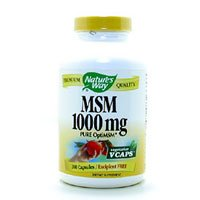 Image 0 of Msm 1000Mg 120 Cap 1 By Natures Way