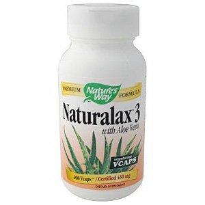 Image 0 of Naturalax 3 Caps 100 Cap 1 By Natures Way