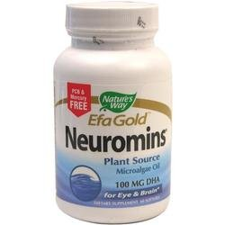 Image 0 of Neuromins Vegetarian Dha 60 Cap 1 By Natures Way