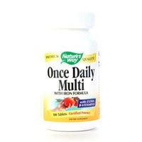 Image 0 of One Daily Multi W/Iron 100 Cap 1 By Natures Way