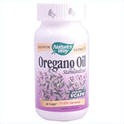 Image 0 of Oregano Oil Vcap 60 Cap 1 By Natures Way