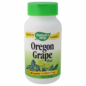 Image 0 of Oregon Grape (Root) 100 Cap 1 By Natures Way