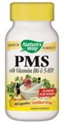 Image 0 of Pms W/5-Htp & Vitamin B-6 100 Cap 1 By Natures Way