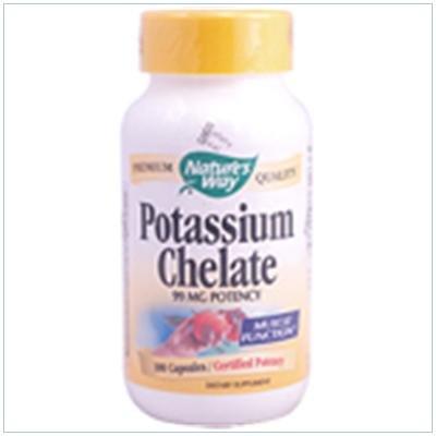 Image 0 of Potassium 99 mg 100Cap 1 By Natures Way