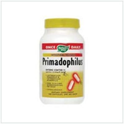 Image 0 of Primadophilus 180 Cap 1 By Natures Way
