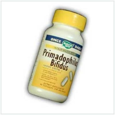 Image 0 of Primadophilus Bifidus 180 Vcap 1 By Natures Way