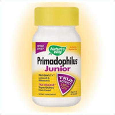 Image 0 of Primadophilus Junior 90 Cap 1 By Natures Way
