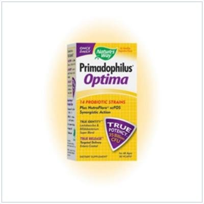 Image 0 of Primadophilus Optima 30 Vcap 1 By Natures Way
