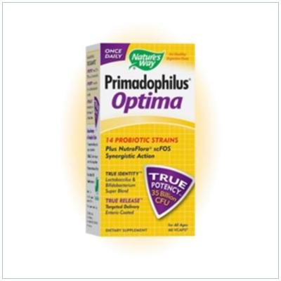 Image 0 of Primadophilus Optima 60 Vcap 1 By Natures Way
