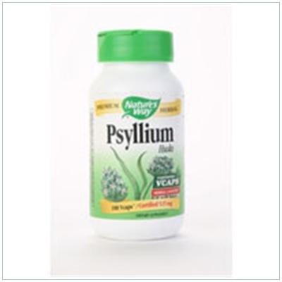 Image 0 of Psyllium Husks 100 Cap 1 By Natures Way