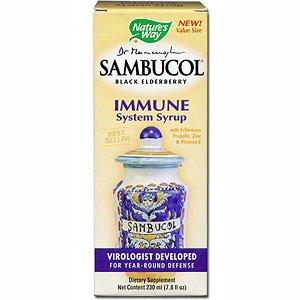 Image 0 of Sambucol Immune Syrup 7.8 oz 1 By Natures Way