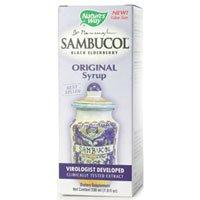 Image 0 of Sambucol Original Syrup 7.8 oz 1 By Natures Way