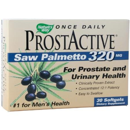 Image 0 of Saw Palmetto Proactive 30 Cap 1 By Natures Way